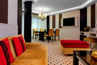 Al Hambra Suite - Living Area