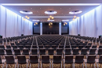 Great Ballroom Theatre-Style Meeting