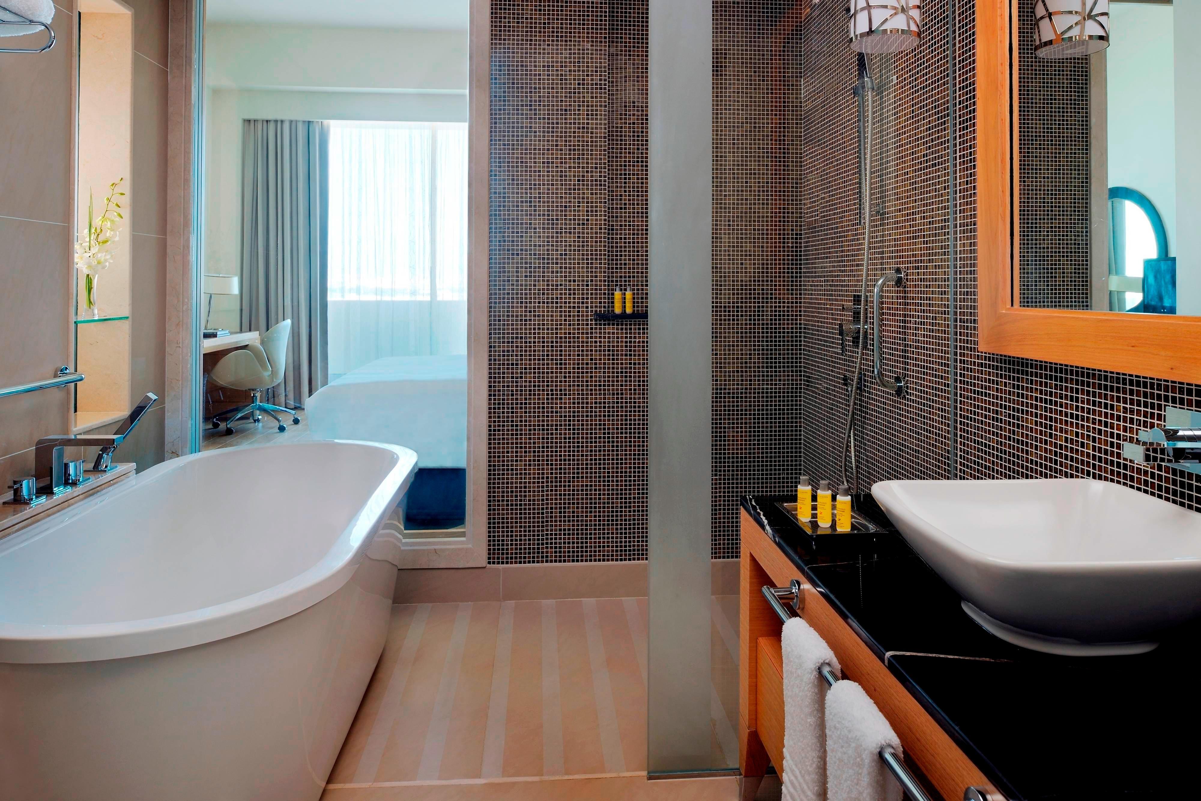 Dubai Hotel Gästebad