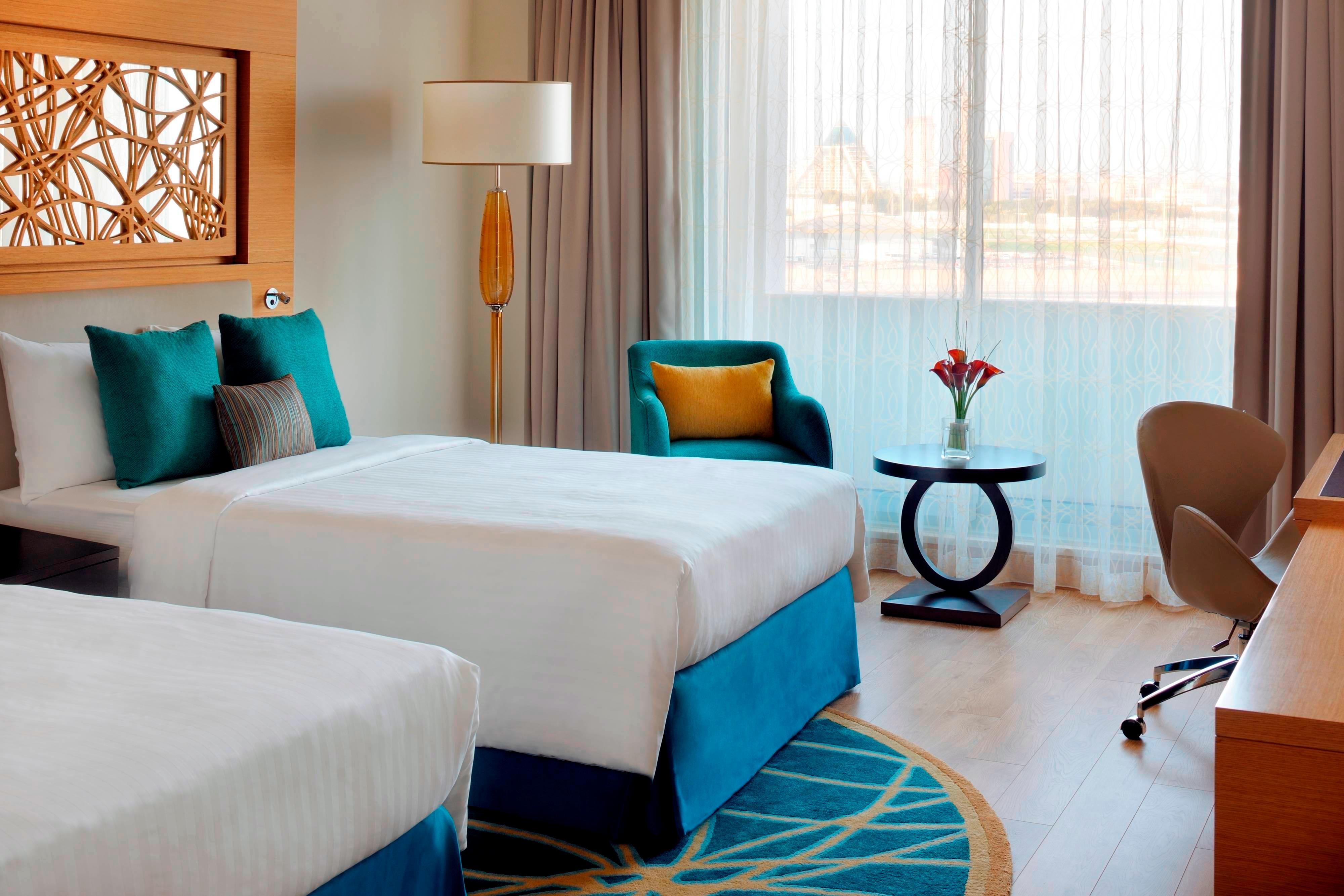 Luxusunterkünfte in Dubai