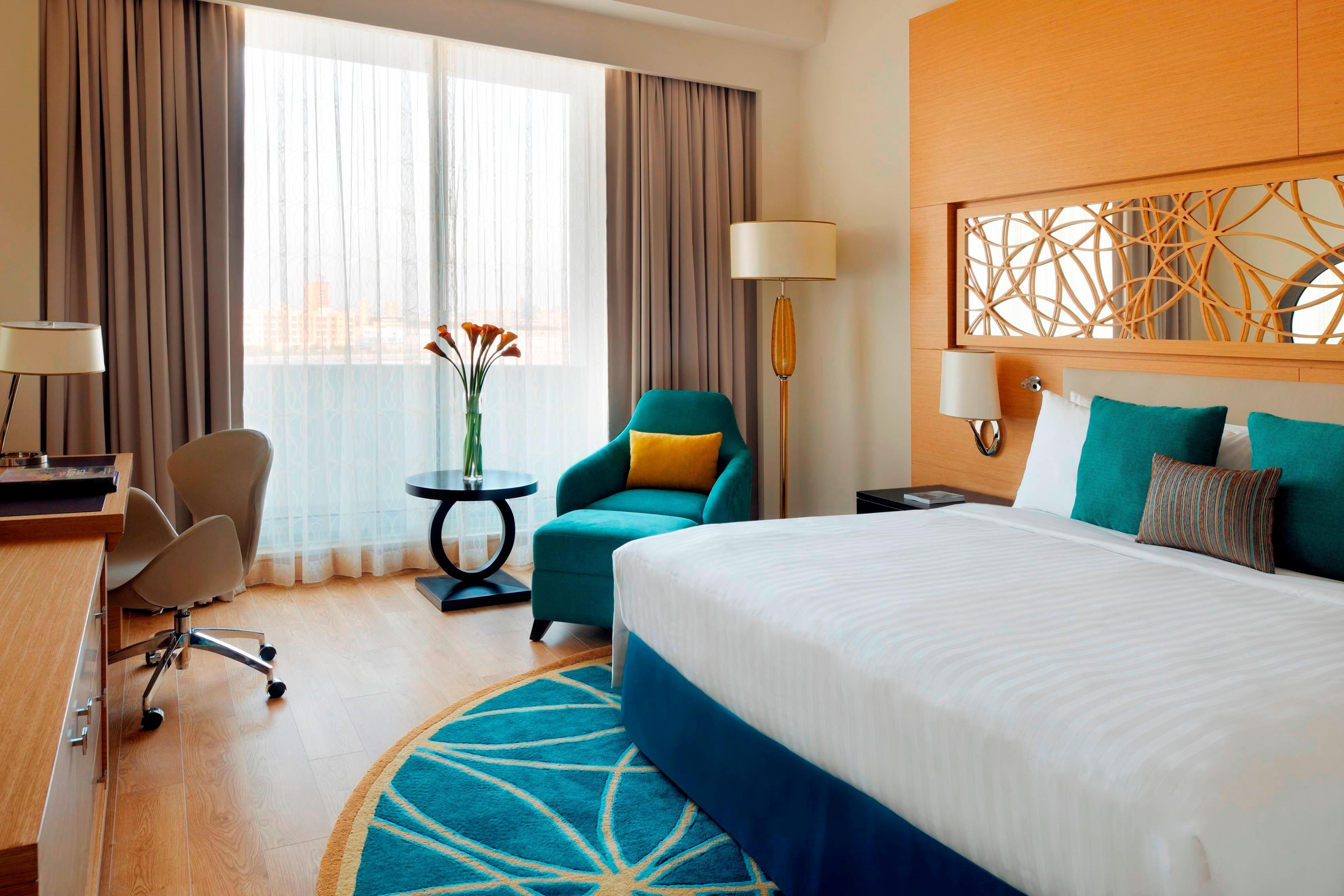 Dubai Luxushotel Unterbringung