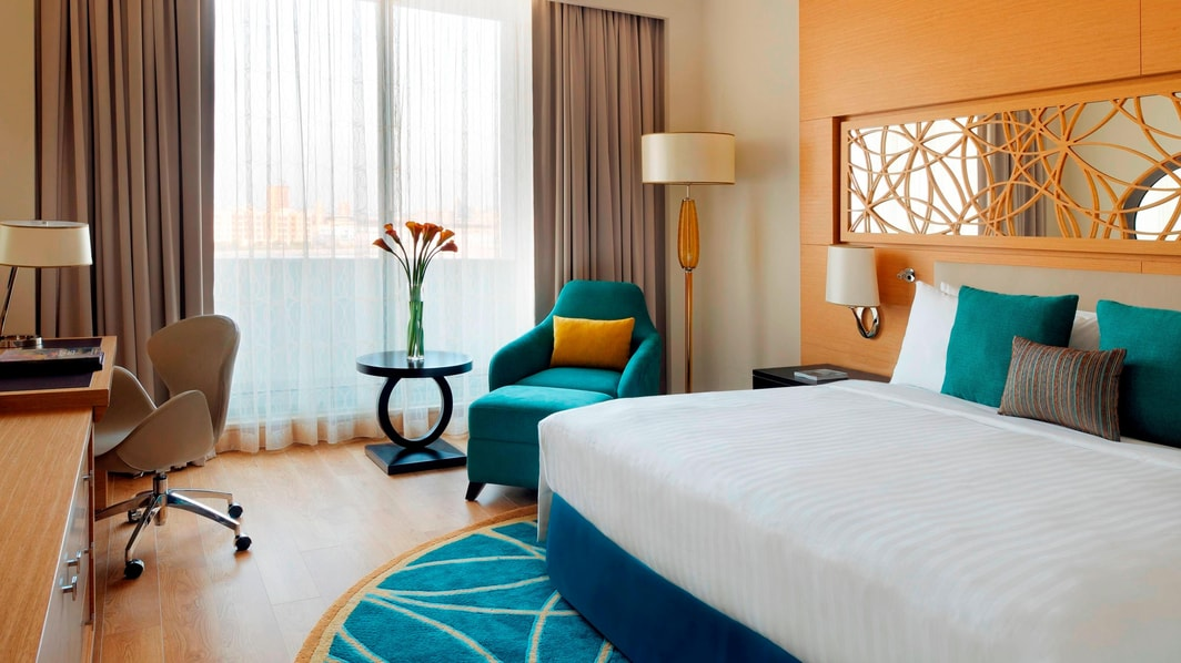 Dubai luxury hotel accommodation