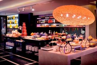 Dubai Hotel internationale Restaurants
