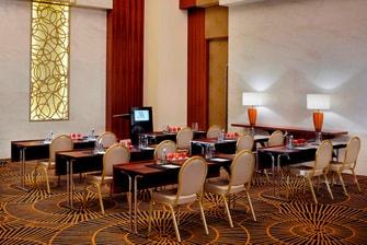 مكان مناسبات في فندق دبي