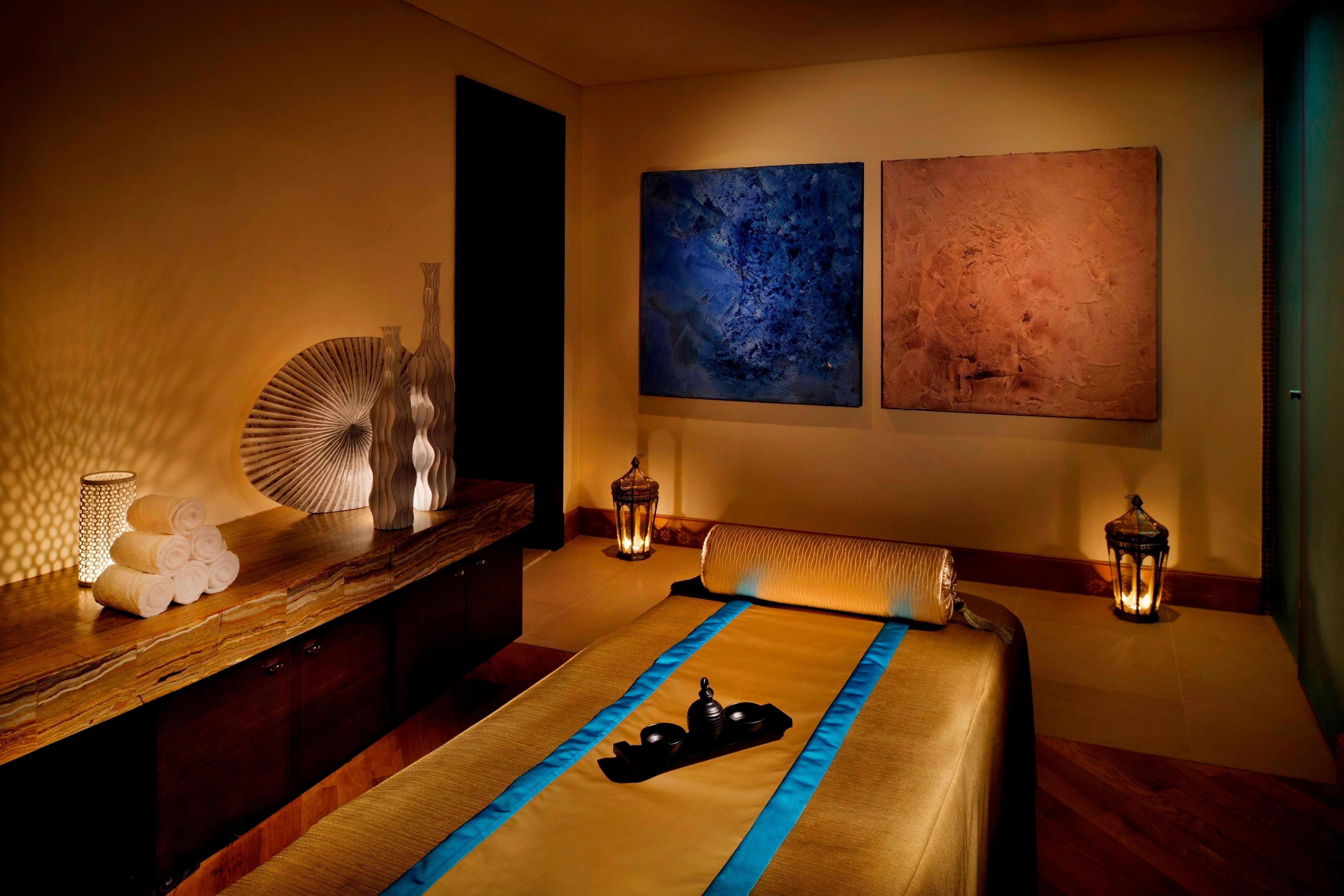 Luxus-Spas Hotels Dubai VAE