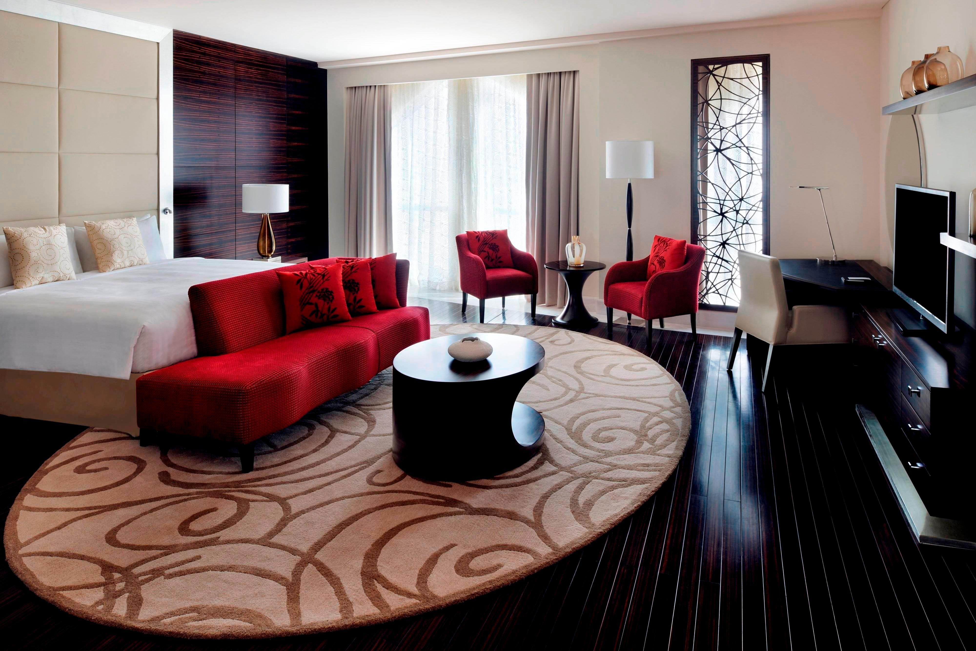 Luxus Suite in Dubai Hotel