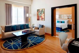 Luxuriöse Suiten in Dubai