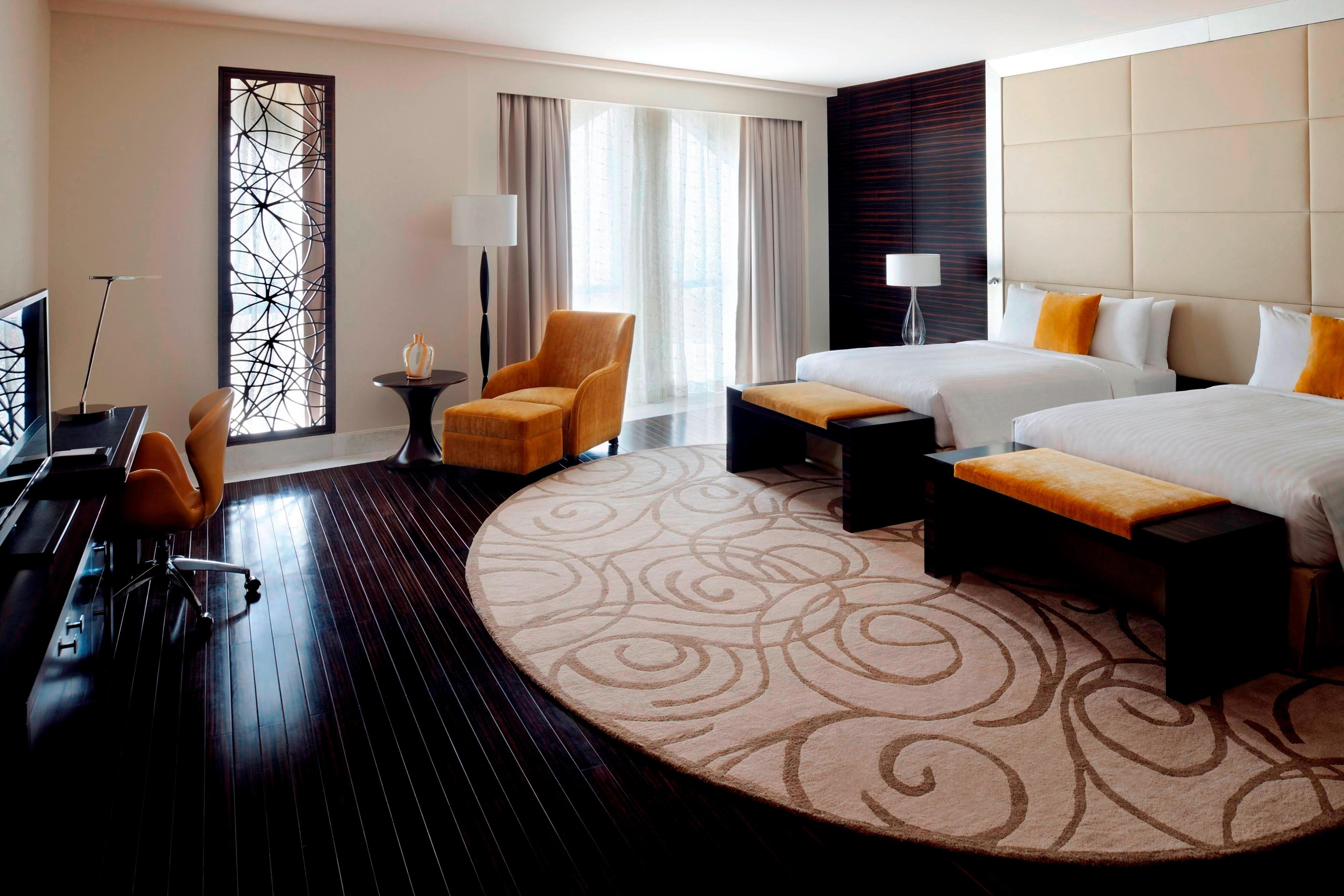 Suite mit Ausblick in Dubai