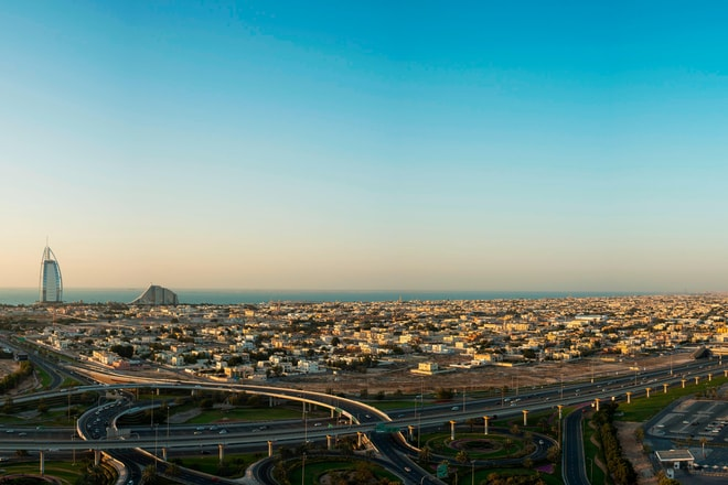 Panoramic Jumeirah View