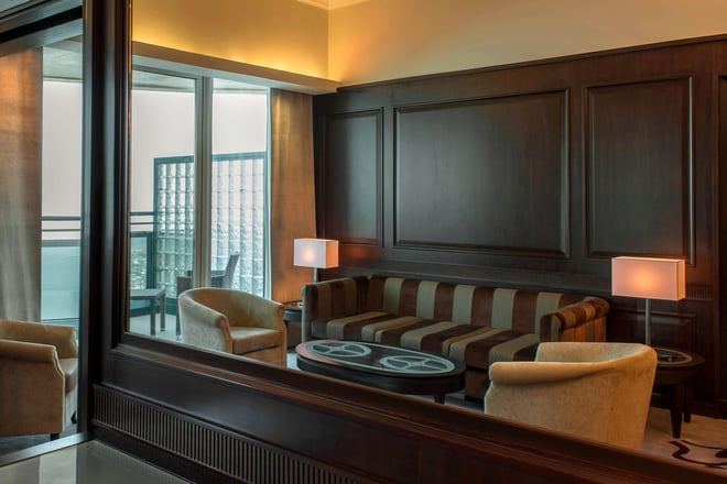Deluxe Suite Lounge