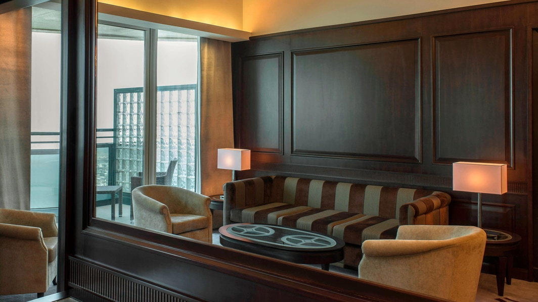 Deluxe-Suite – Lounge