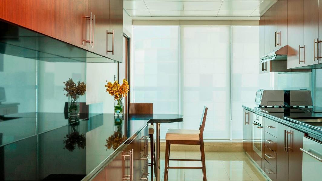 Apartamento com 3 quartos - Cozinha