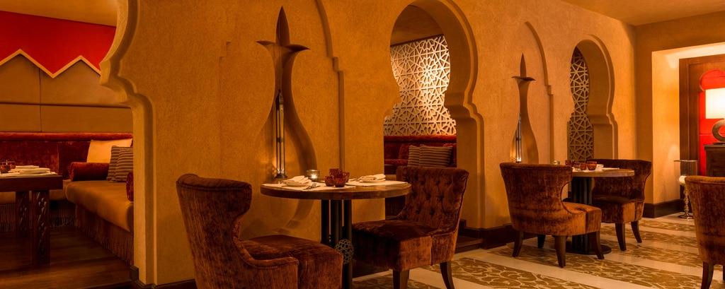 Restaurante Moroccan