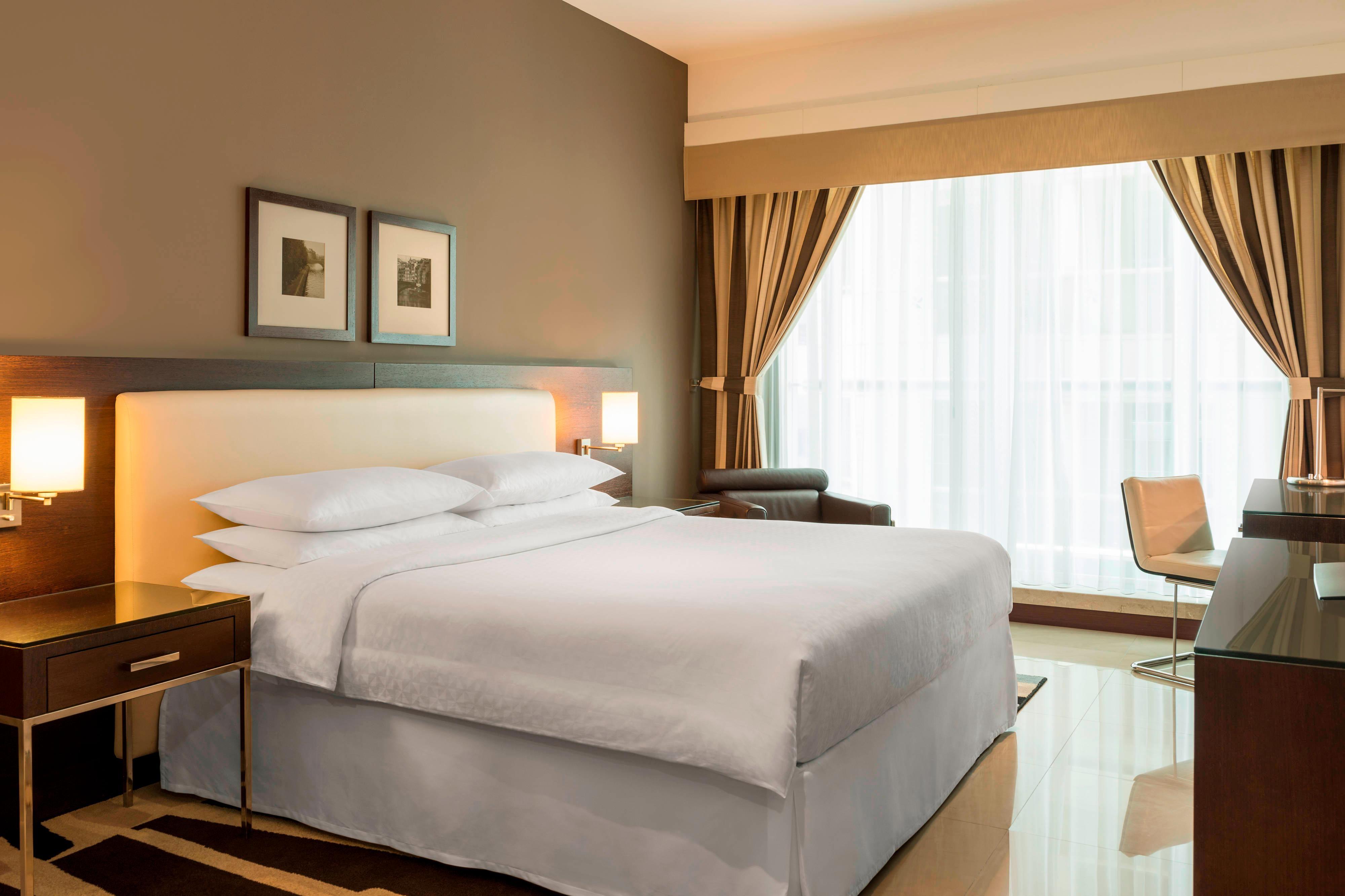 Business Zimmer - Schlafzimmer