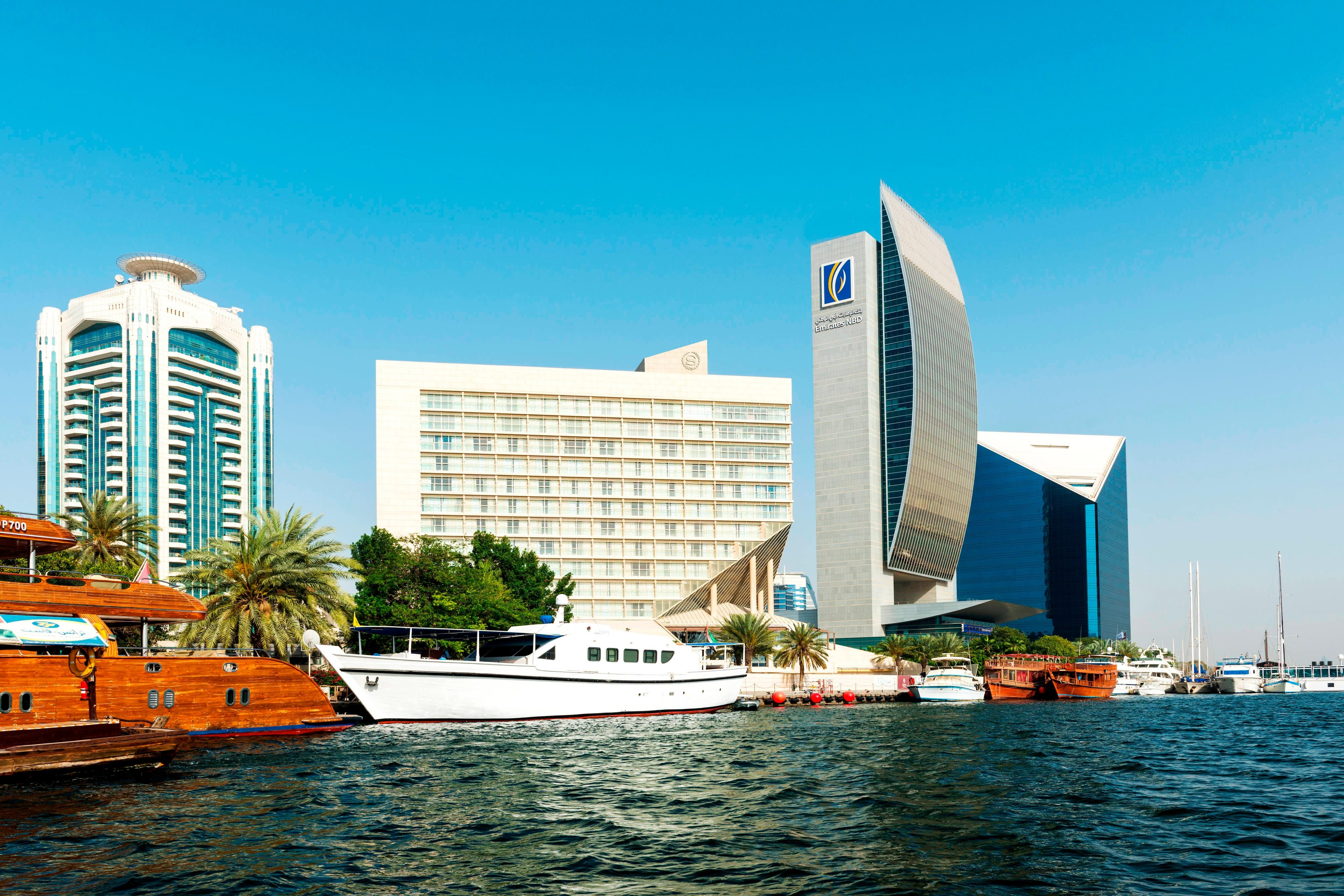 Dubai Creek Exterior