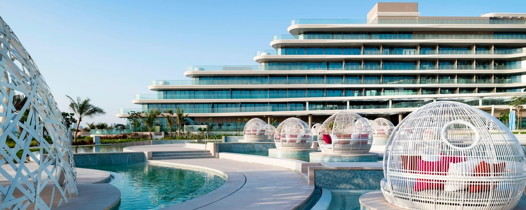 Palm Jumeirah Hotels W Dubai The