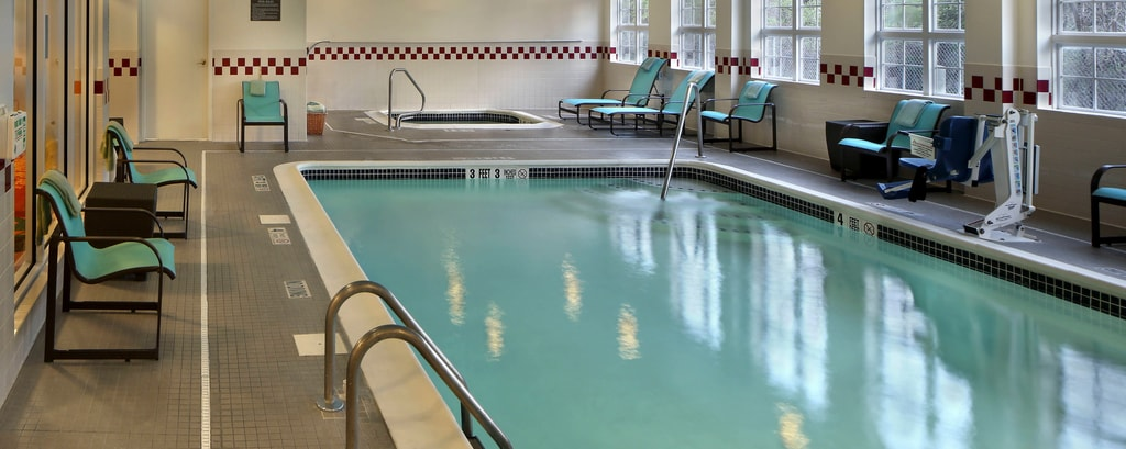 danbury hotel pool