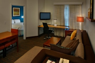 danbury extended stay hotel room