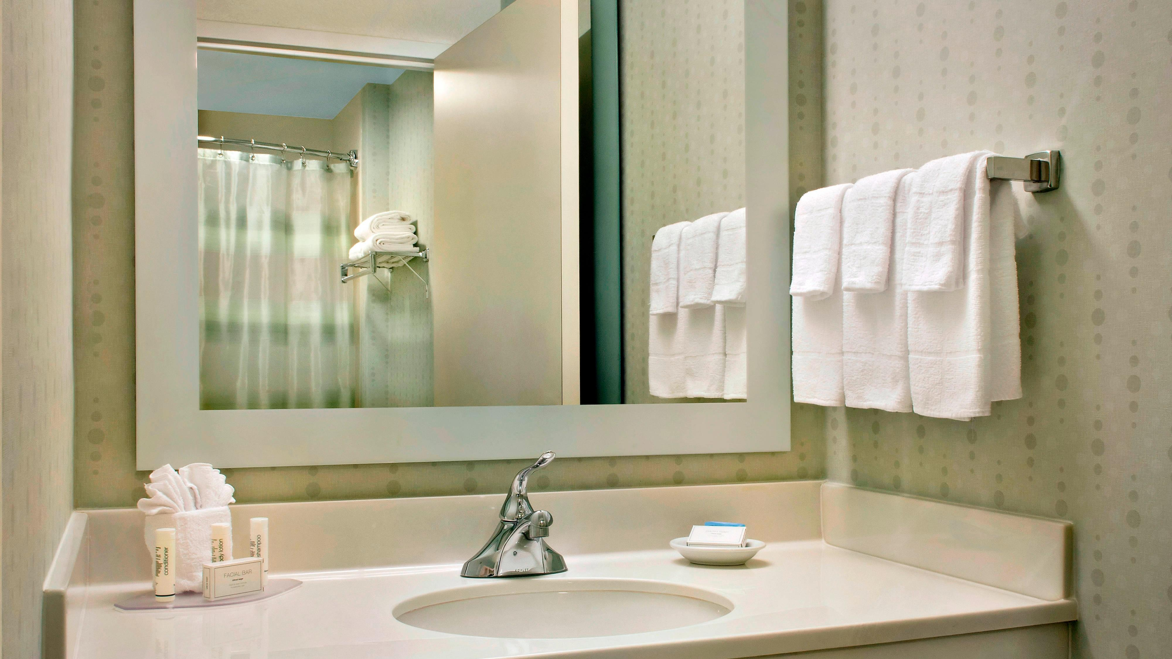 Danbury CT Hotels - Bathroom Vanity
