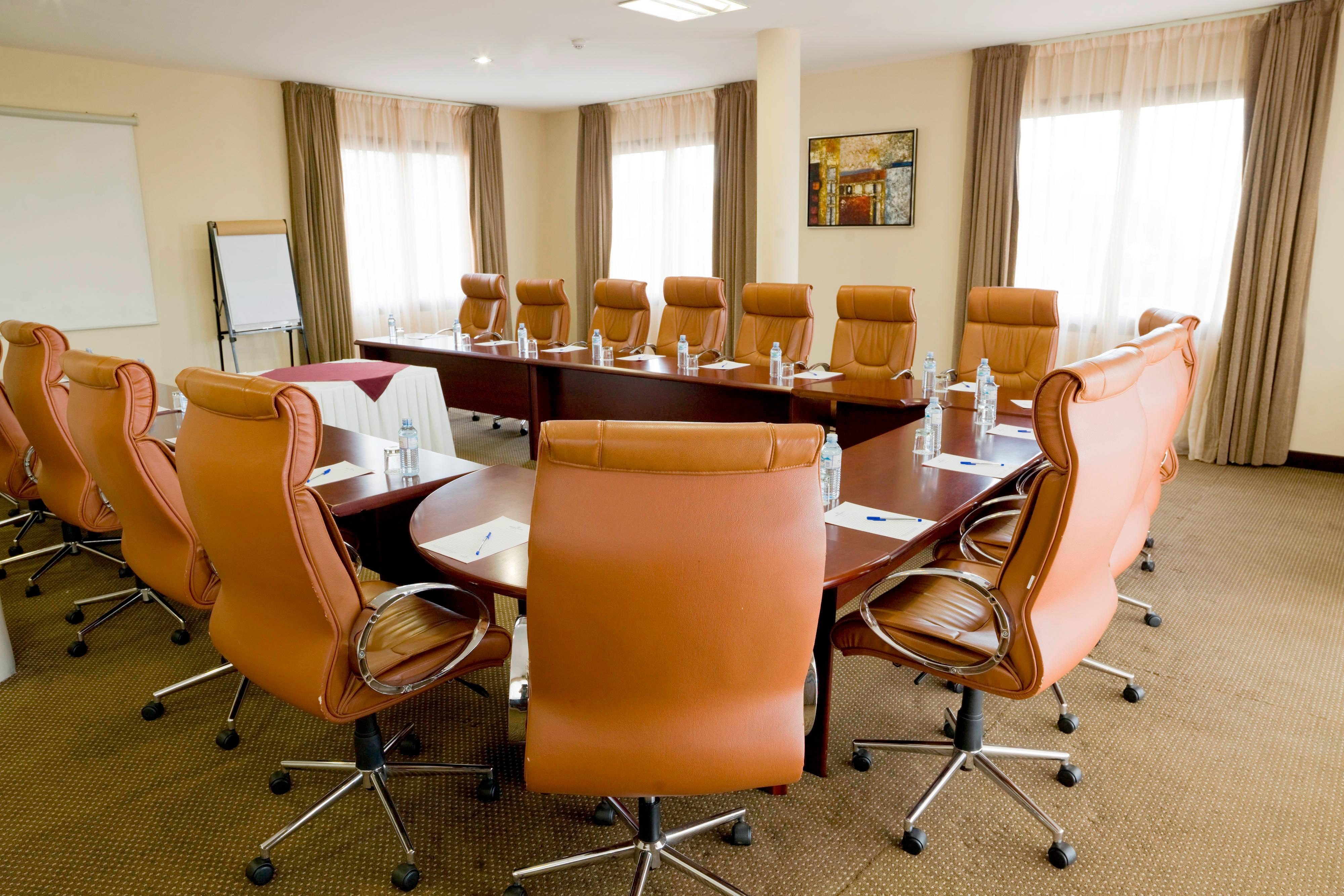 Protea Hotel Kampala Conference Room