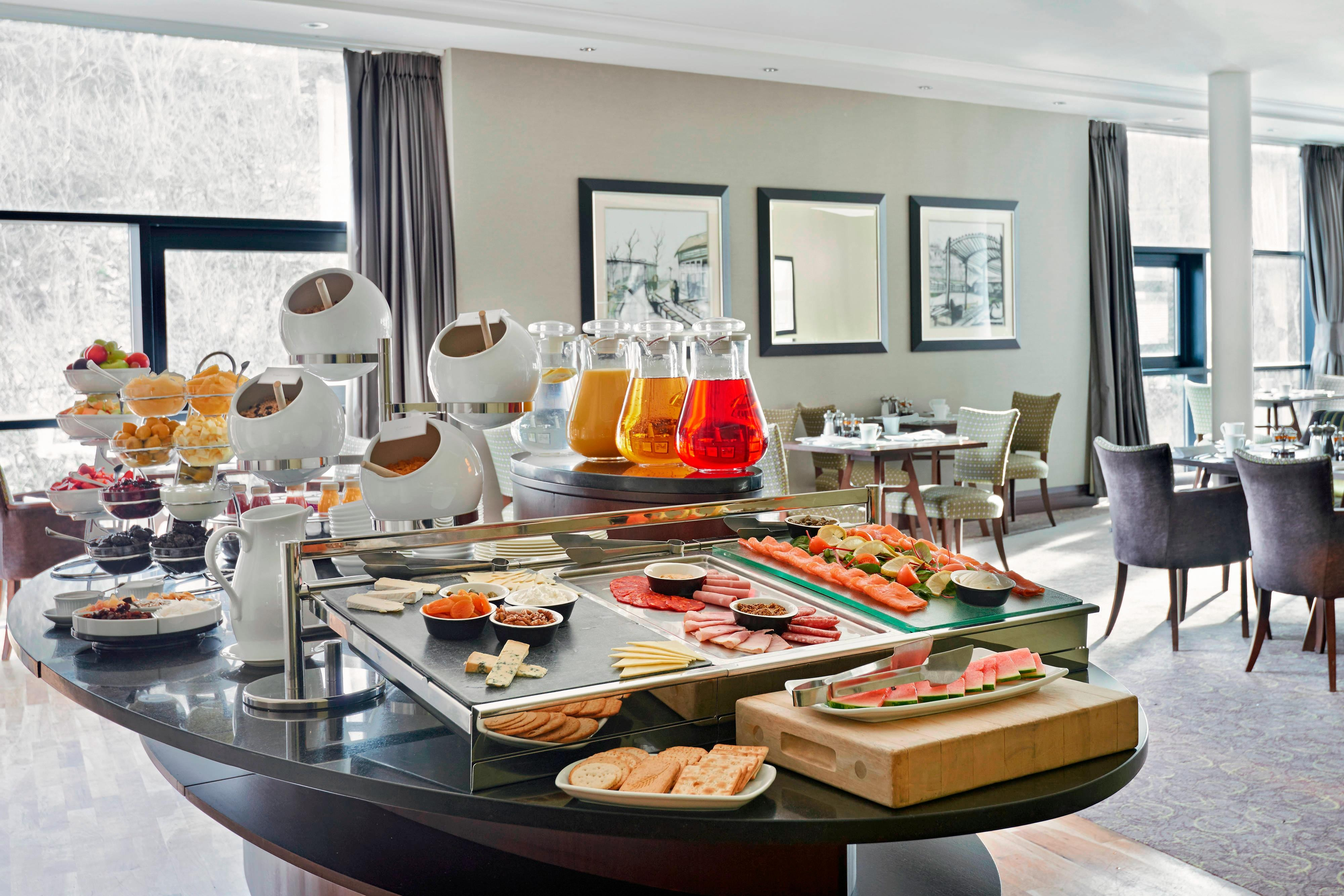 Observatory Restaurant - Breakfast Buffet
