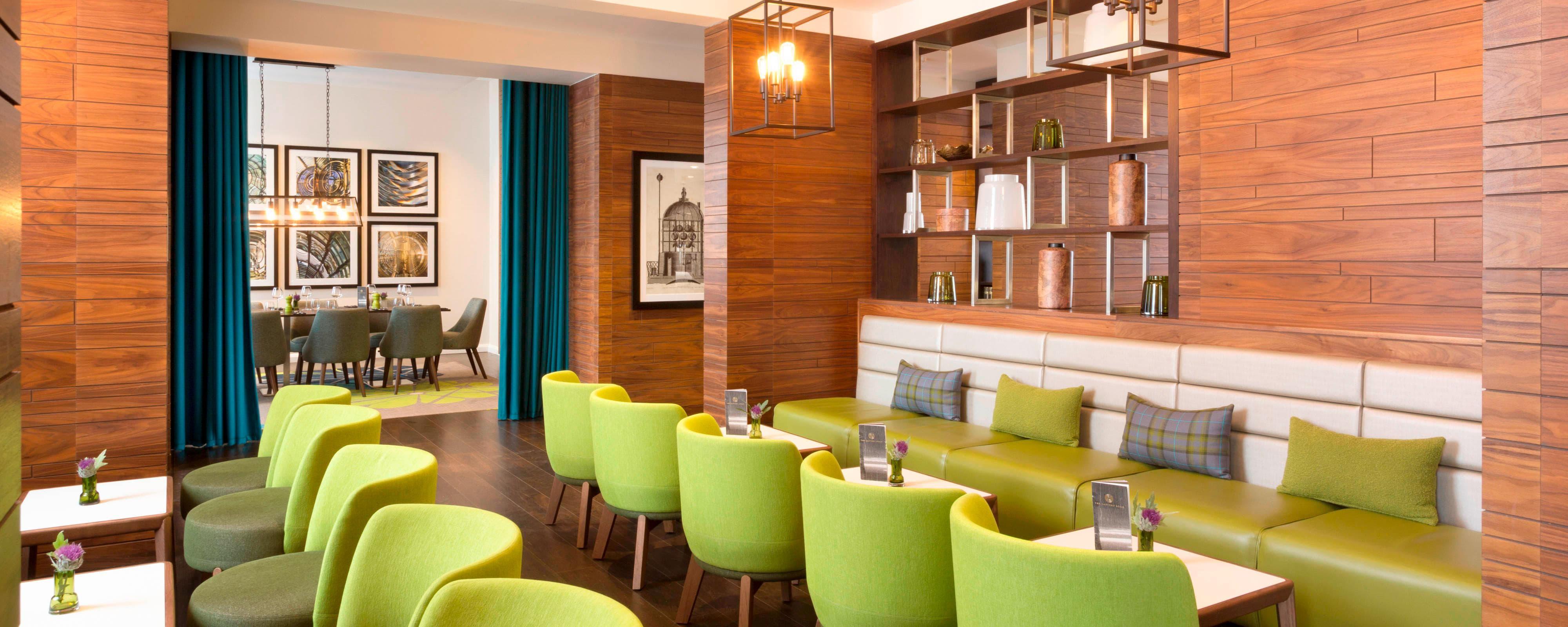 living room restaurant edinburgh