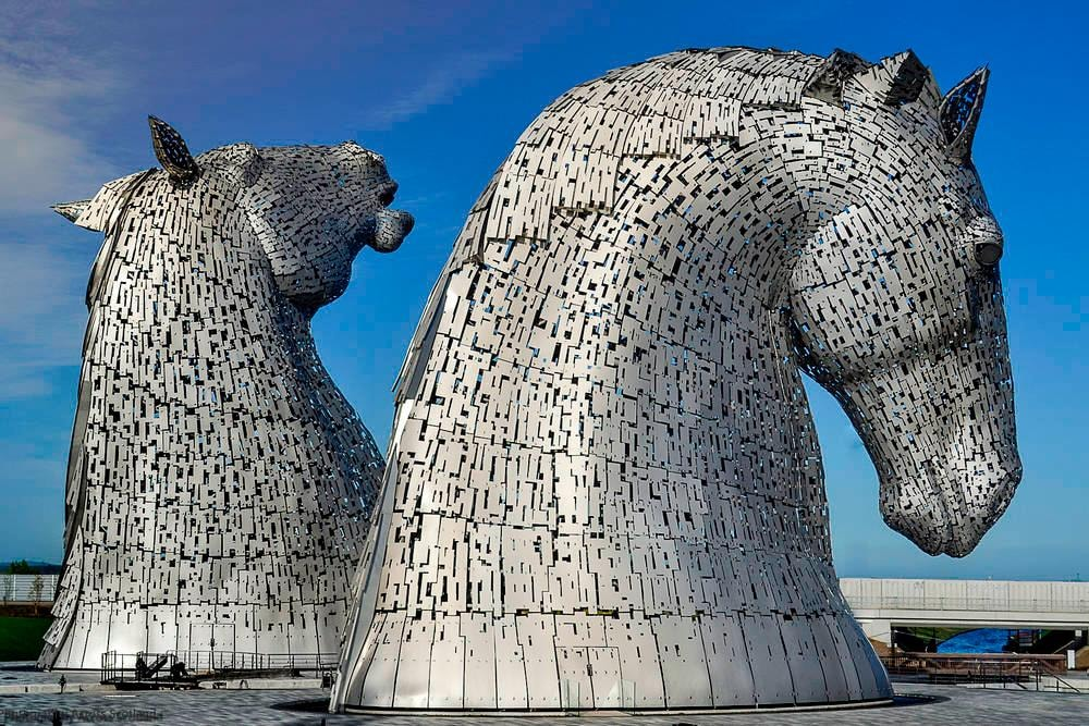 The Kelpies Near Edinburgh Accommodations