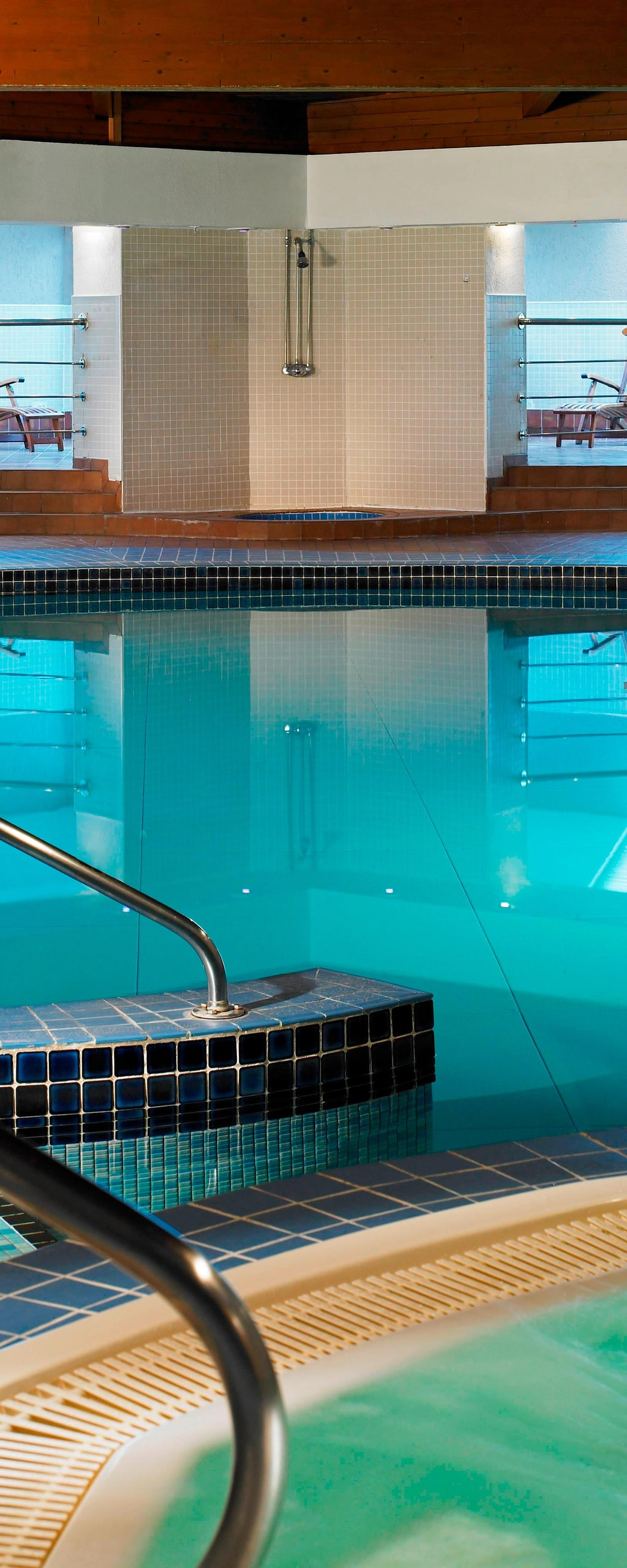 Edinburgh Hotel Indoor Pool
