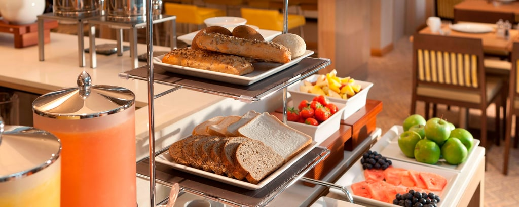 Hot and Cold Buffet Breakfast