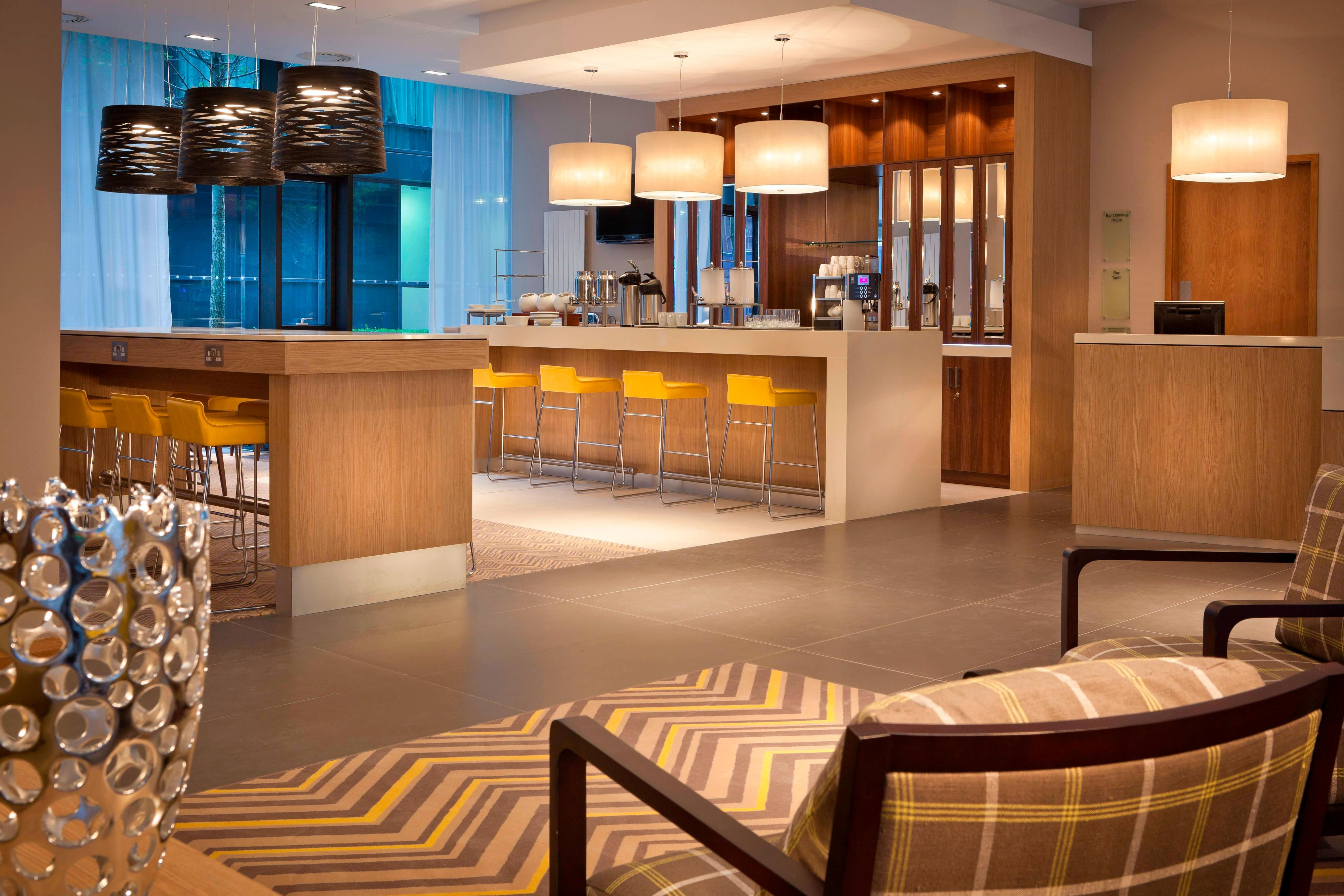 Residence Inn Restaurant and Bar
