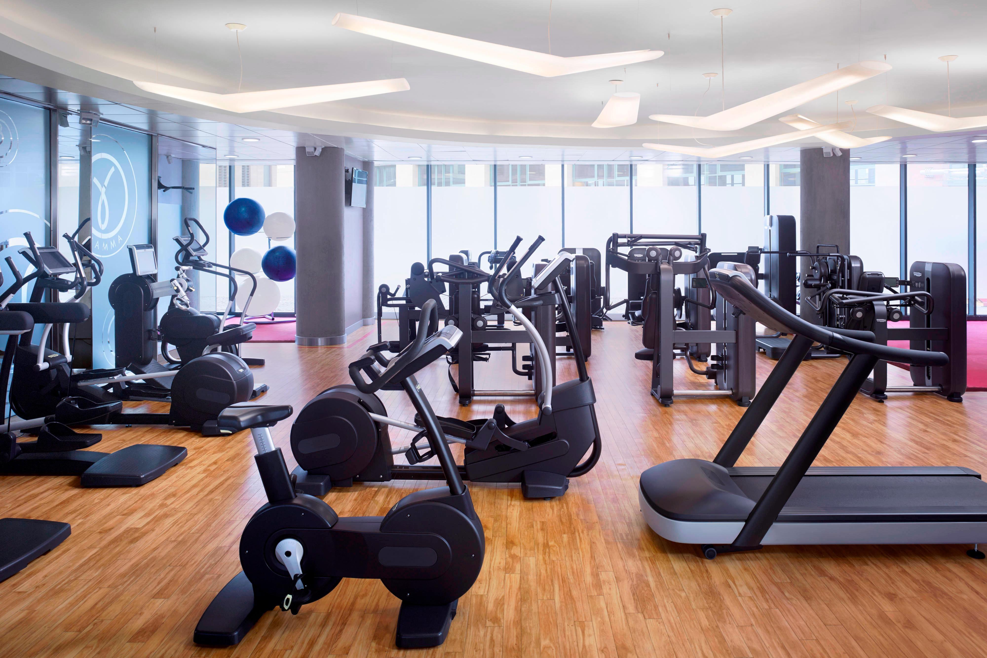 One Spa - Gym