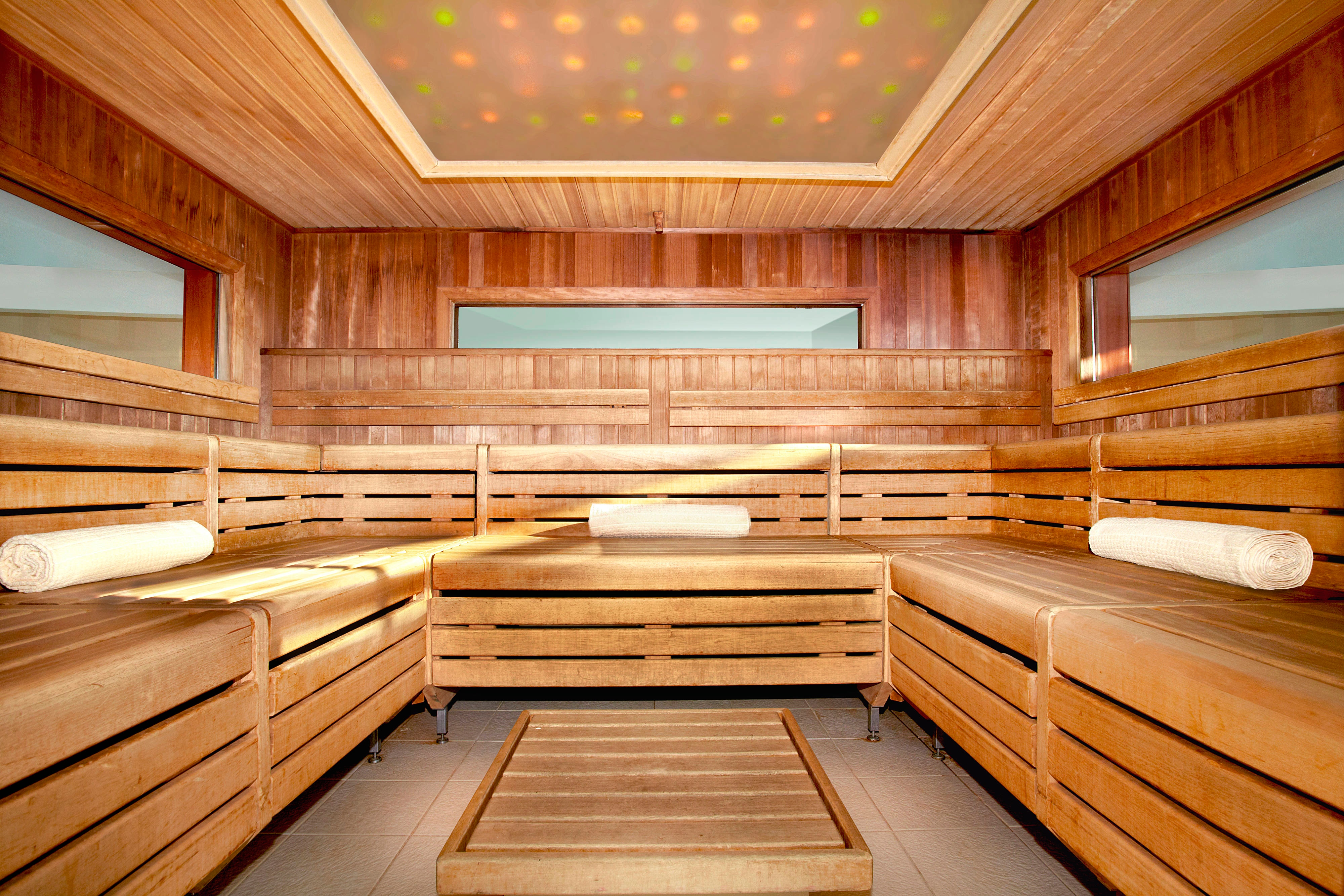 One Spa - bio sauna