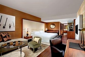The Grand Suite - Master Bedroom