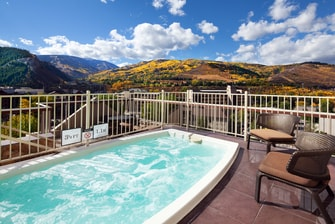Sun Deck Outdoor WhirlPool