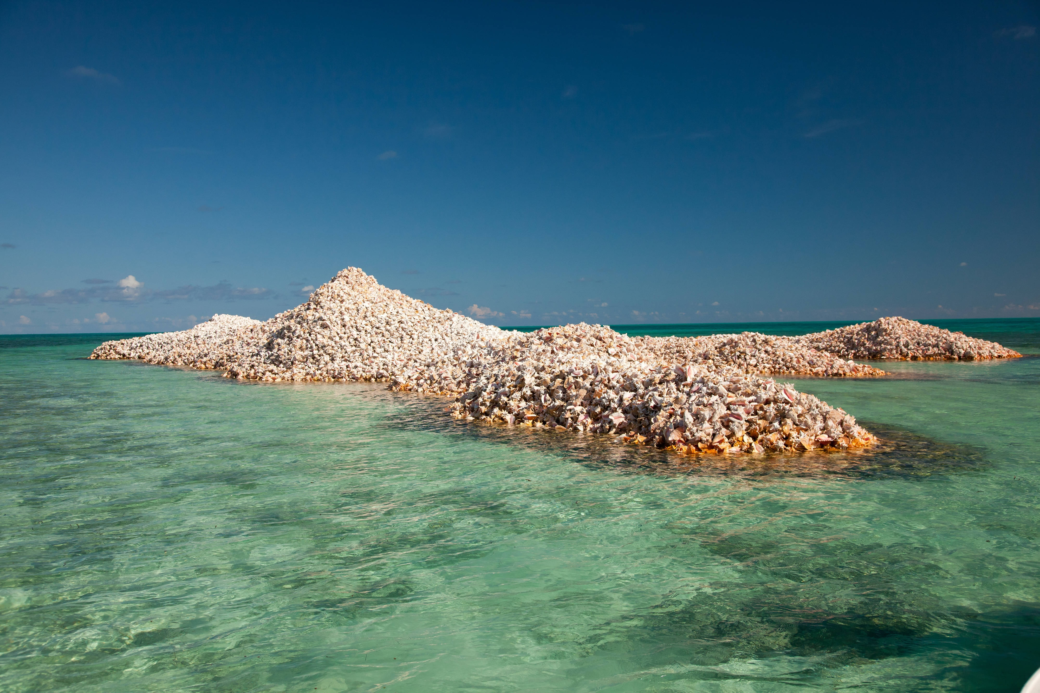 Conch Mounds, Anegada