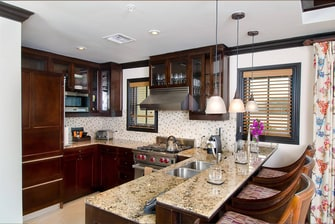 Suite Marina - Cocina