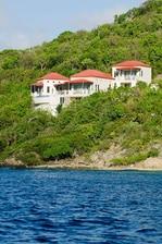 Villa de lujo en las Islas Vírgenes