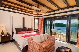 Four-Bedroom Villa – Master Bedroom