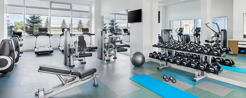 Hotel Gym and Fitness Facilities at Element Hotels