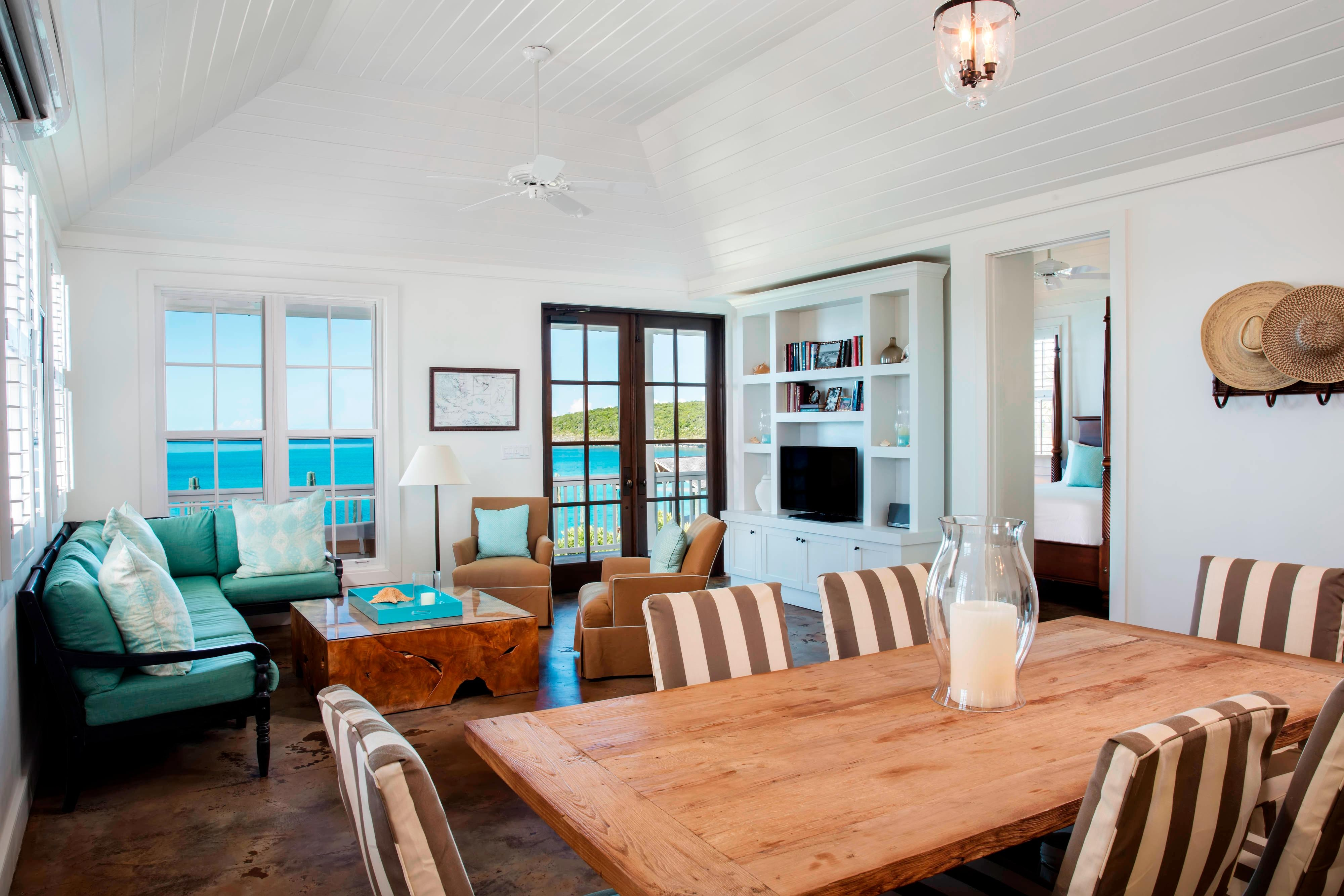 Two-Bedroom Oceanfront Villa