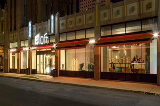 Aloft El Paso Downtown