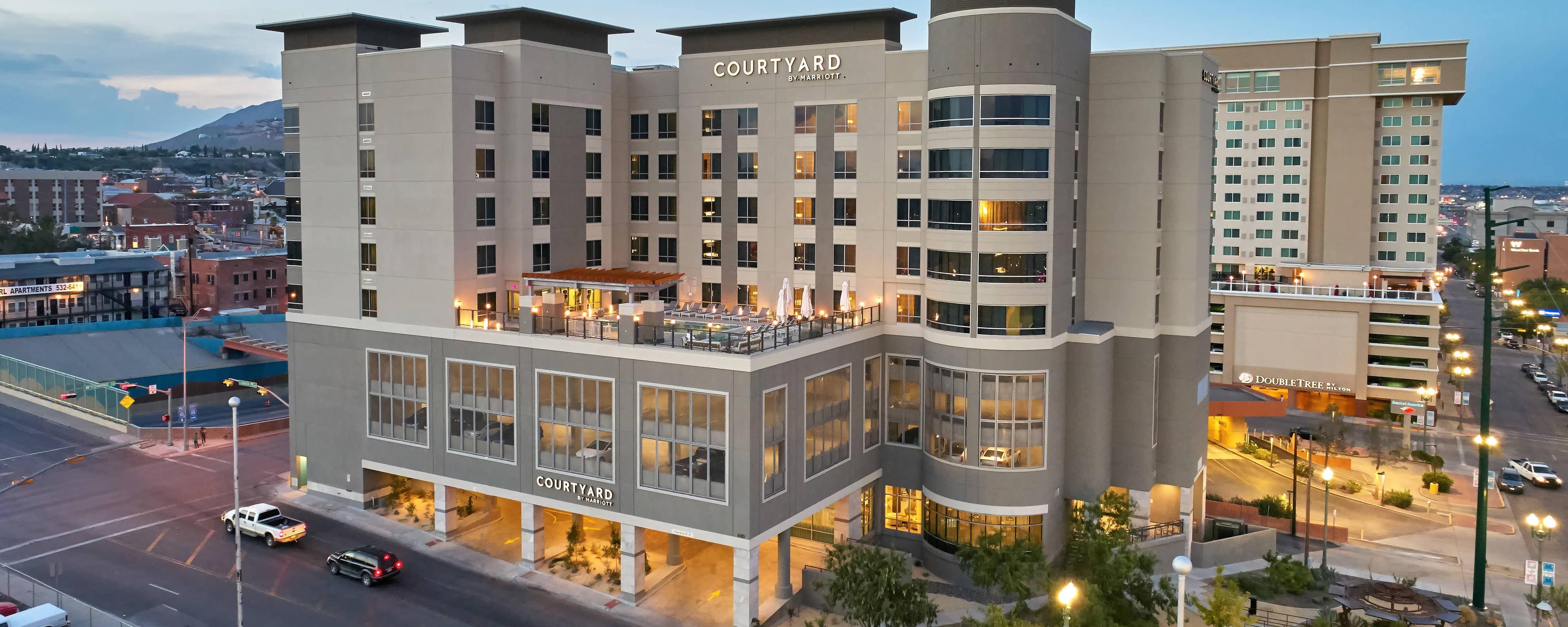 Courtyard El Paso Downtown/Convention Center: El Paso
