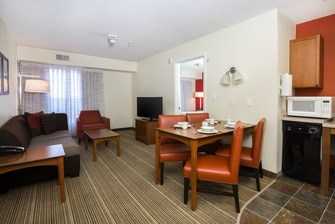 El Paso Texas Accessible Suite