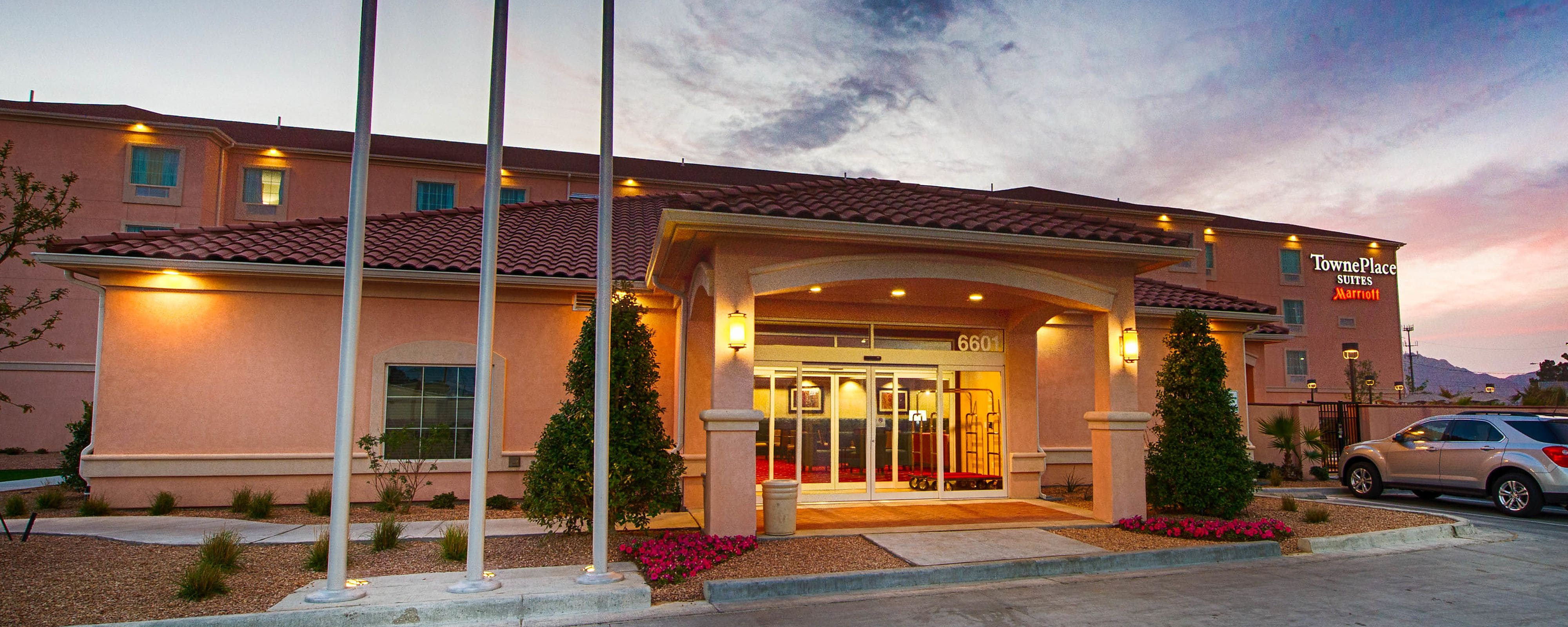 Extended Stay El Paso Hotels