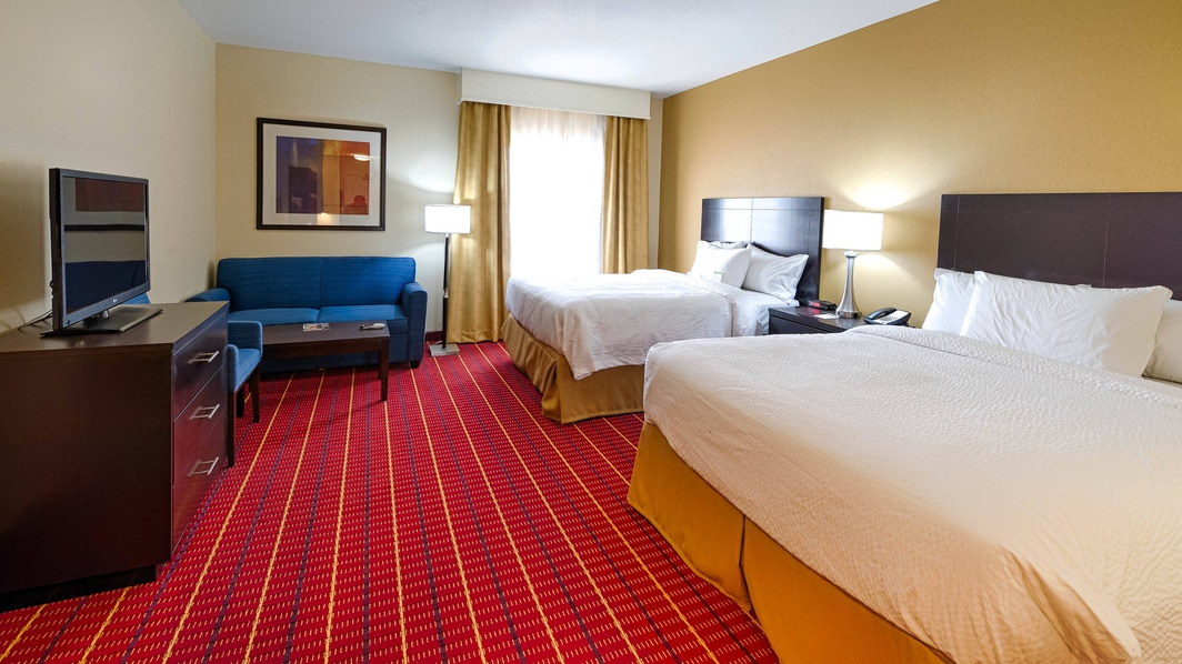 Guest Rooms in El Paso, TX