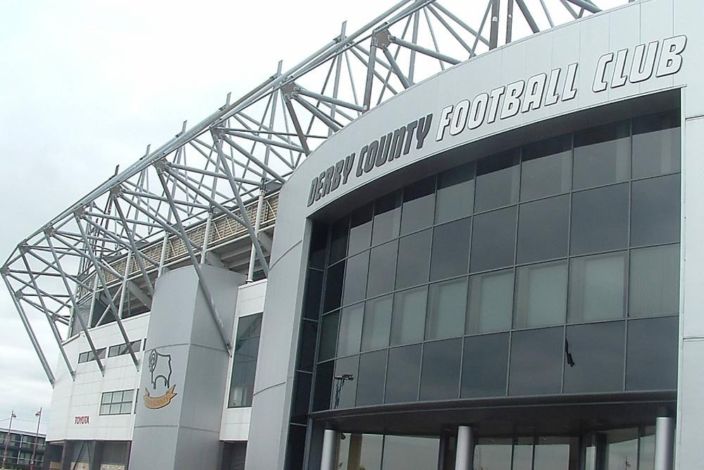 Derby County at Pride Park