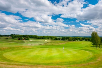 Country Club en Derbyshire, Reino Unido