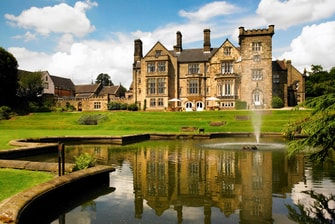 Breadsall Priory Marriott Hotel y Country Club