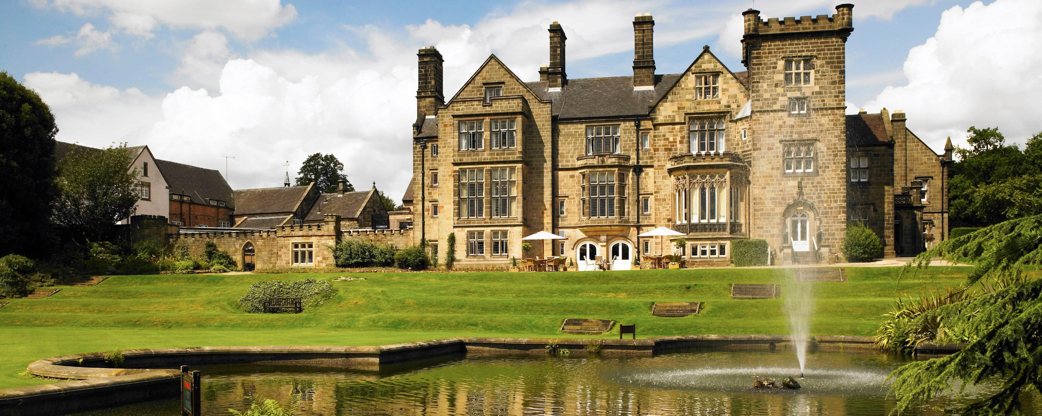 Marriott Breadsall Priory Hotel and Country Club