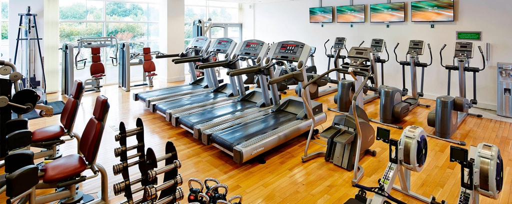 Fitnessstuido in Leicester